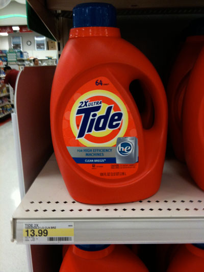 Tide Laundry Detergent Costco V Coupon