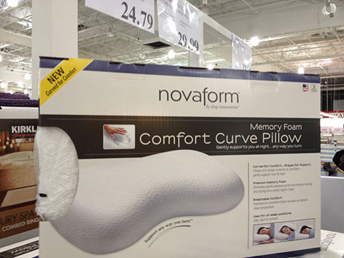 novaform-pillow-costco